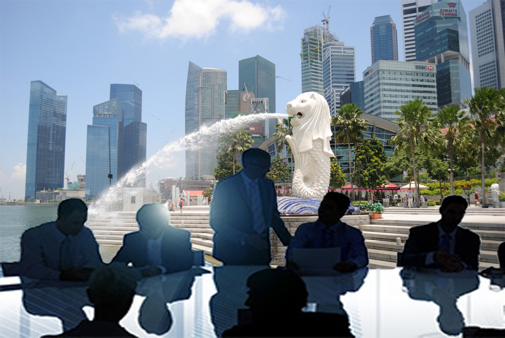 Know More About Incorporating A New Company In Singapore