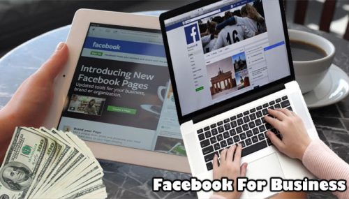Working with Facebook For your Business