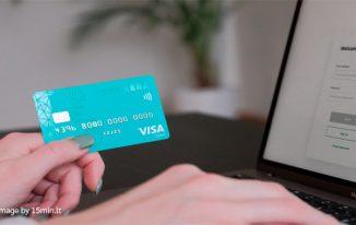 Visa Business Debit Cards at Bankera