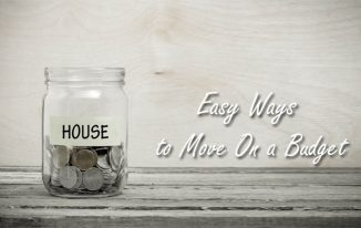 Easy Ways to Move On a Budget